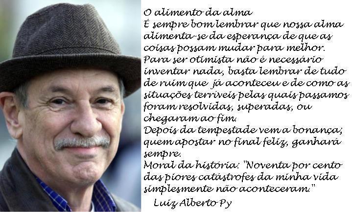 Luiz Alberto Py