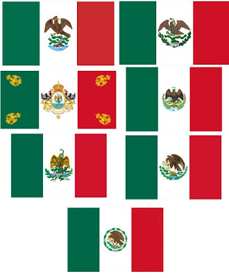 Image Result For Mexican Flag Coloring