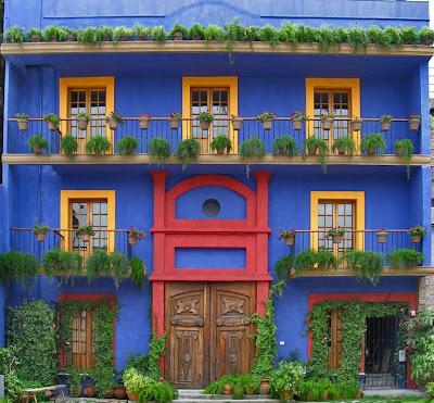 Monterrey m xico preciosa casa en el barrio antiguo for Fachadas de casas de barrio