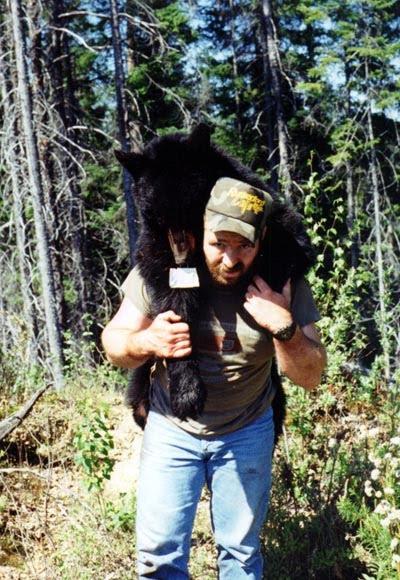 Κυνήγι αρκούδας στον Καναδά