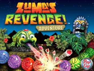 123FullSetup.blogspot.com: Zuma's Revenge Adventure Full Version