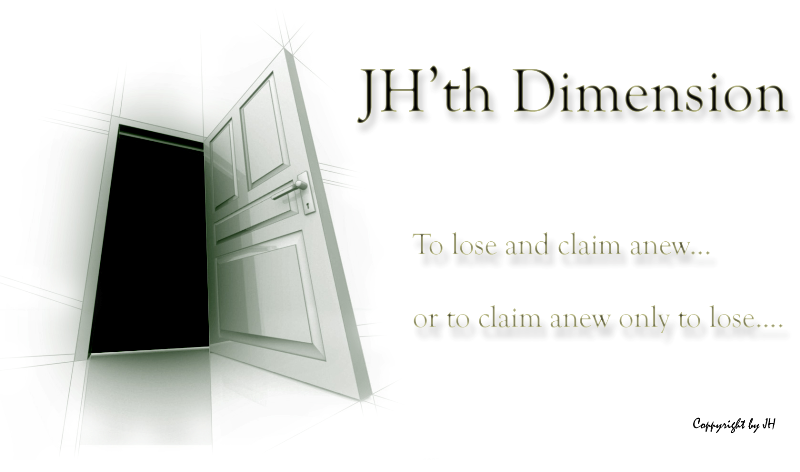 JH'th  Dimension...