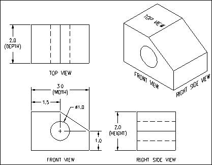 how to create a 3d drawing in autocad 2014