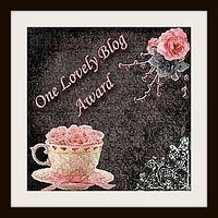 One Lovely Blog Award! Yay!