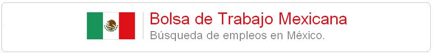 Bolsa de Trabajo Mexicana
