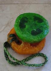 Loofah Sponge Soap