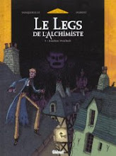 Le legs de l&#39;alchimiste 1. Joachim Overbeck.
