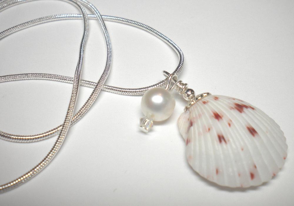 Del S Shells Valentine Seashell Jewelry