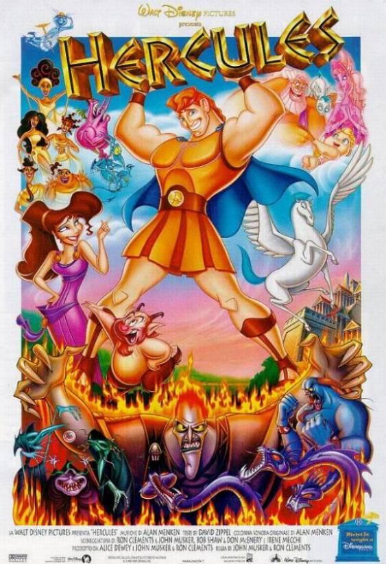 Hercules Disney Movie