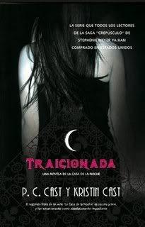 traicionada Traicionada   La casa de la noche 2   P. C. Cast & Kristin Cast