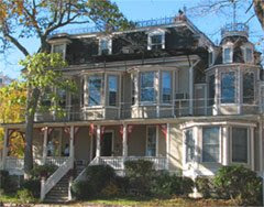 Newport RI Bed and Breakfast Cliffside Inn AAA Four Diamond Award