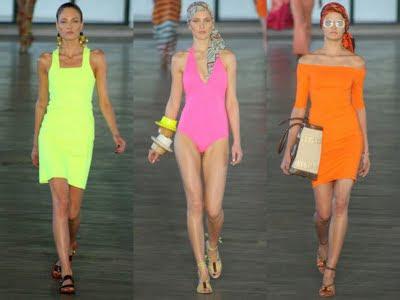 Moda verão: Saiba usar o visual colorido denominado fluor