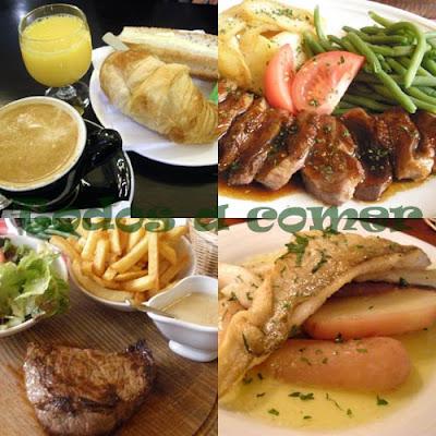 París: cocina francesa