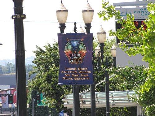 [sock+summit+street+sign]