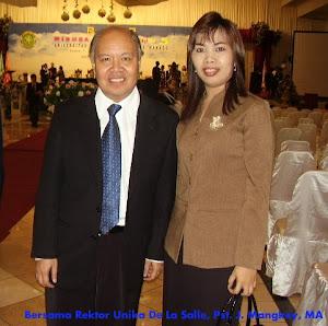 Dengan Provinsial MSC