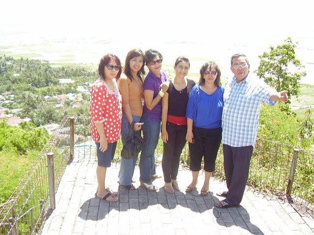 Pemandangan Kota Gorontalo dr atas Benteng