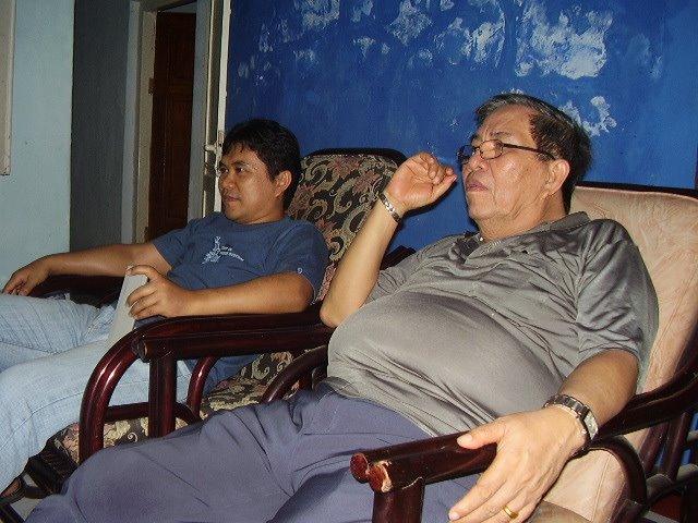 2 pastor yg tugas di Gorontalo