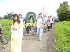 Perjalanan ziarah ke Kawatak