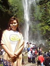di air terjun Coban Rondo