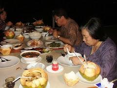 Dinner at Bandar Restoran