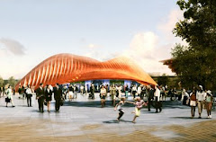 The UAE Pavilion at Shanghai Expo 2010 breaks ground