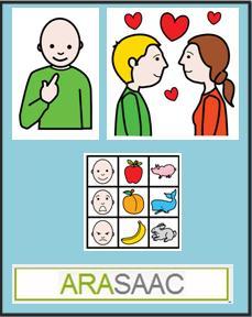 Mis materiales en el portal de ARASAAC