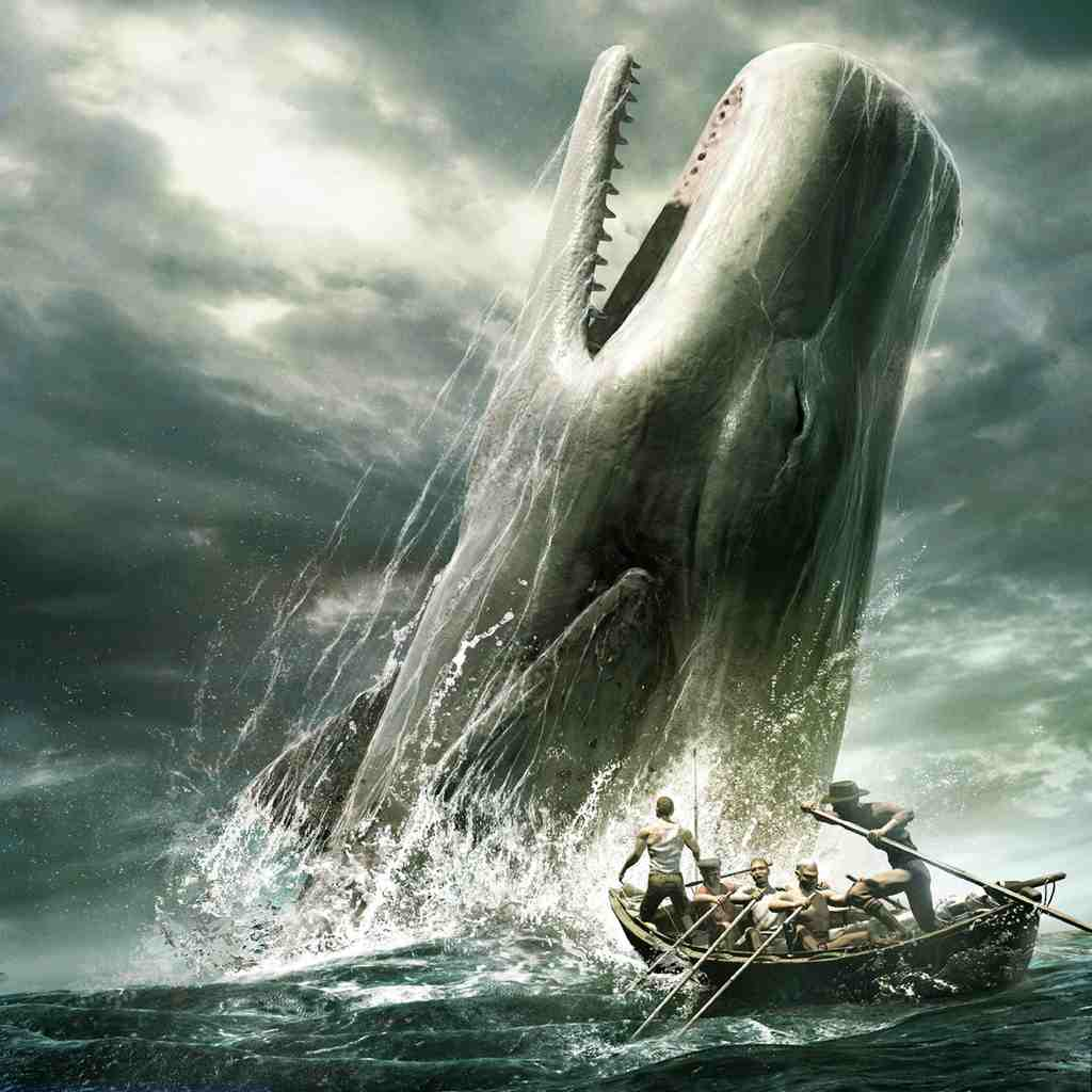 Moby dick analogies