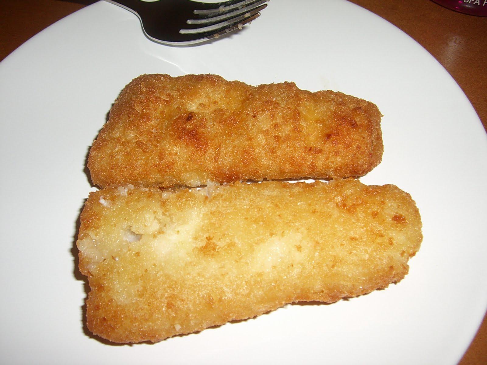 Tasty Eating: Fish Sticks
