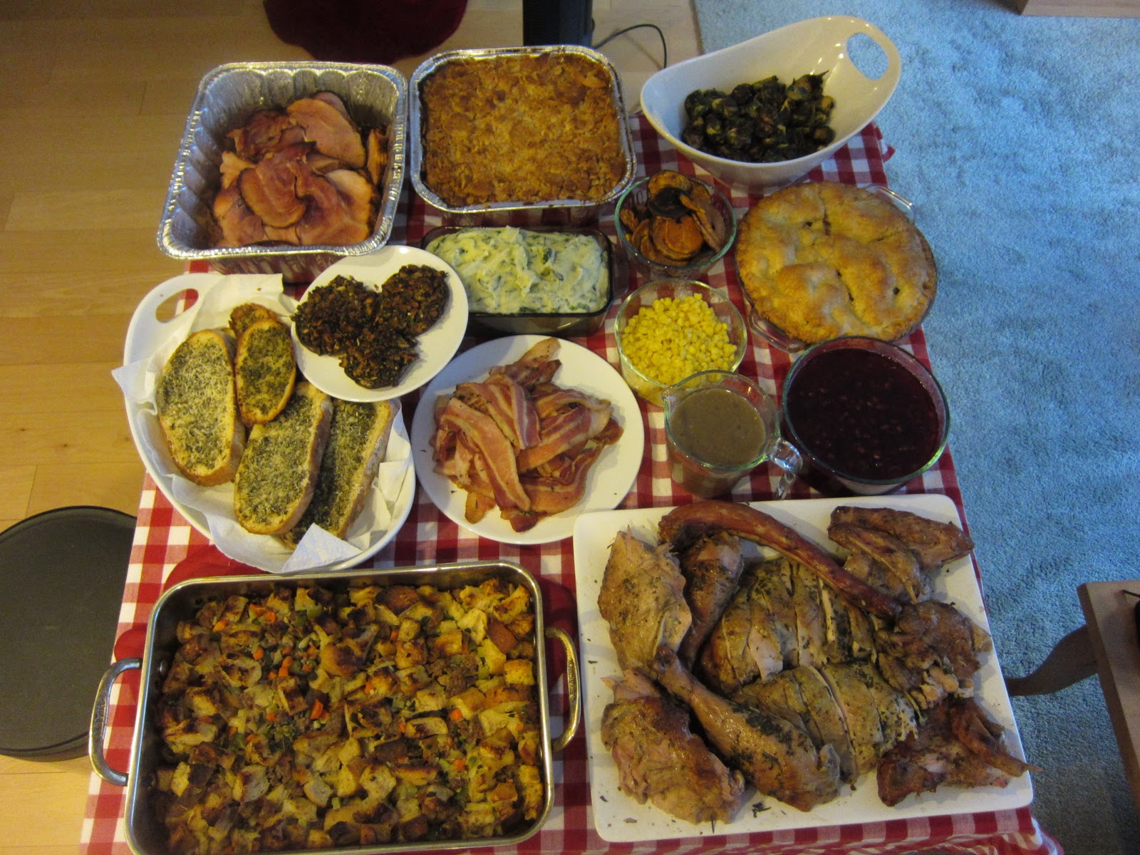 Walmart Pre Cooked Thanksgiving Dinner To Go