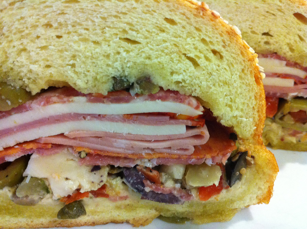 The Cooker Man: Muffaletta