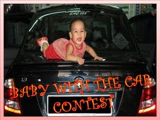 baby+with+car Baby With Car Contest