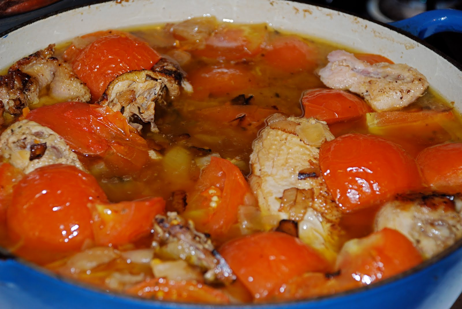Cooking off book poularde pour ma m re chicken marie lousie for Auguste escoffier ma cuisine book