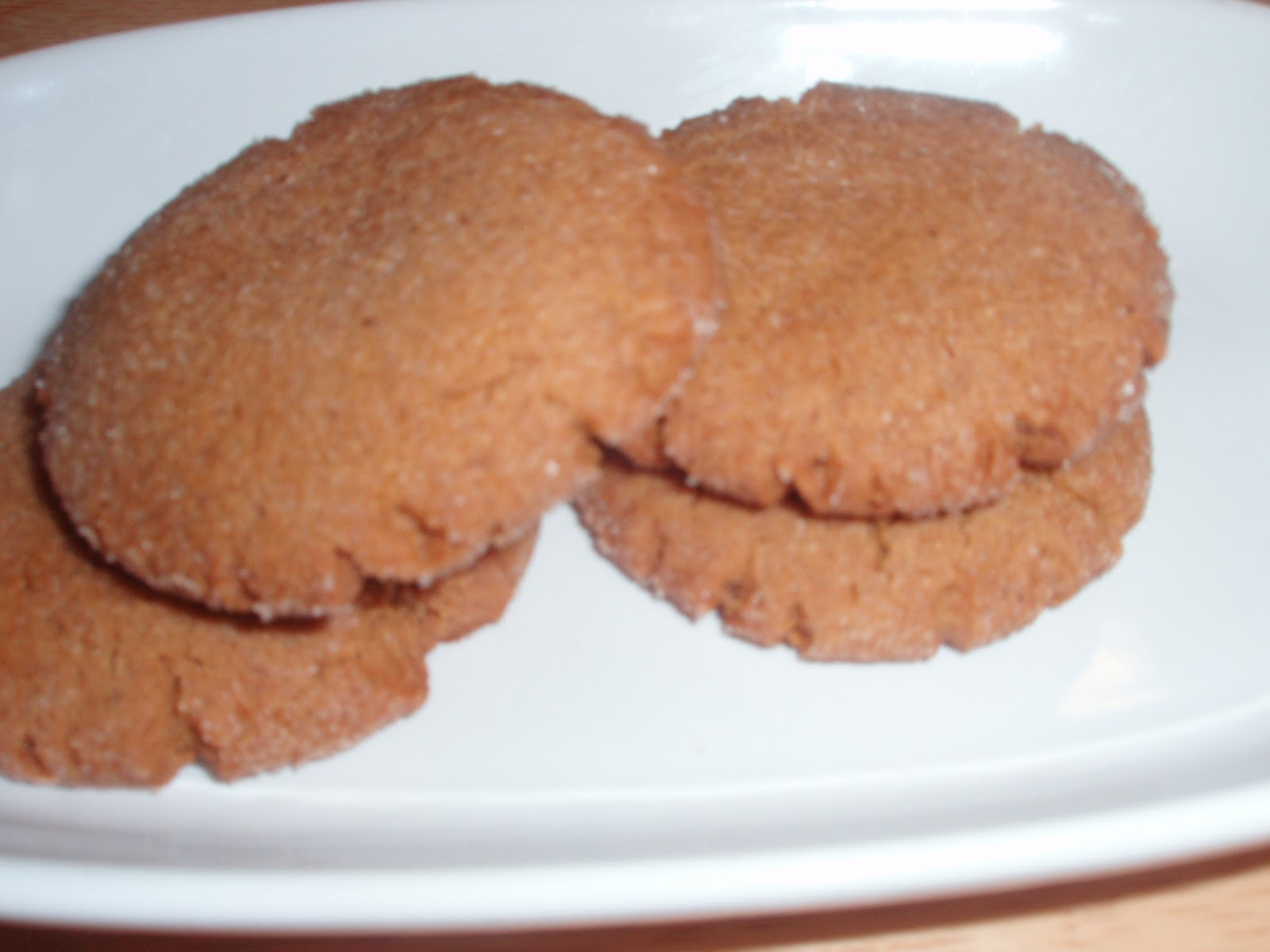 Secrets from the Cookie Princess: Cinnamon Snaps