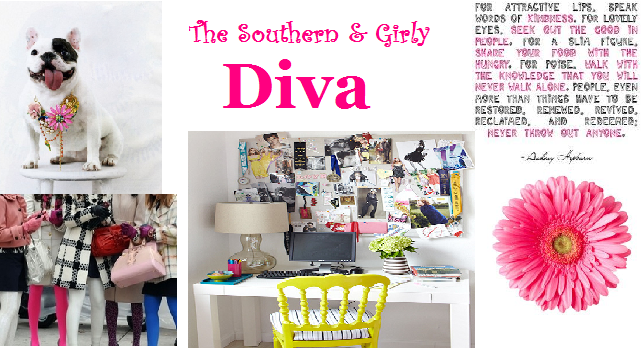 The Southern & Girly Diva