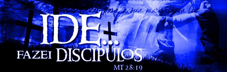 Portanto ide e fazei discípulos!