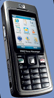 HP iPAQ 514 – the bar mode