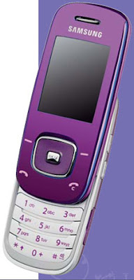 Samsung L600 – Color my dreams