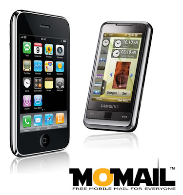 iPhone 3G and the Samsung Omnia