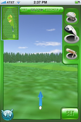 iGolf for iphone