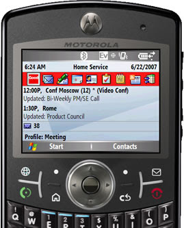 Motorola Good Mobile Messaging