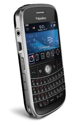 BlackBerry Bold Shipment