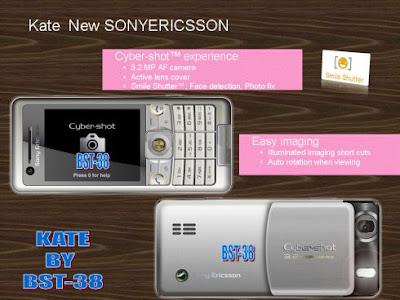 Sony Ericsson Kate