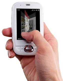 Asus Android Smartphone
