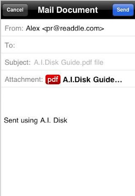 A.I.Disk