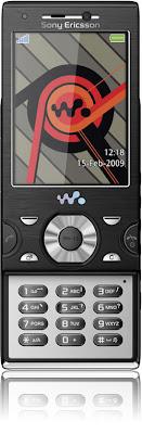 Sony Ericsson W995 Hikaru Walkmanphone