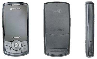 New Samsung C3310 Slider Spotted