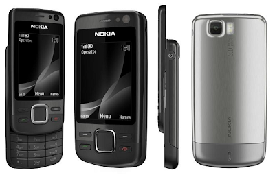 the Nokia 6600i slide