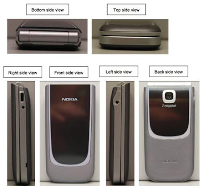 Nokia 7020