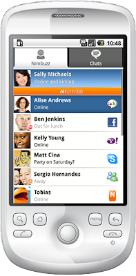 Nimbuzz  Android