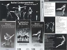 Ballet Contemporáneo del San Martín